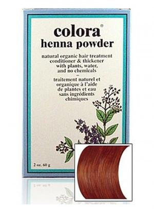 Natural Henna Hair Coloring Powder - Natural Henna Hair Coloring Powder - Chestnut Powder