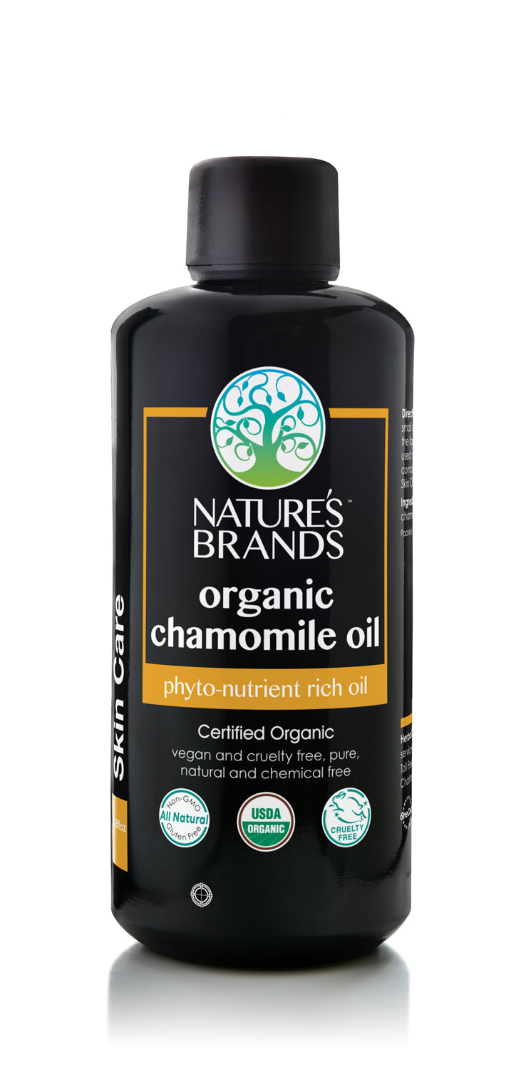 Herbal Choice Mari Organic Chamomile Oil - Herbal Choice Mari Organic Chamomile Oil - Herbal Choice Mari Organic Chamomile Oil
