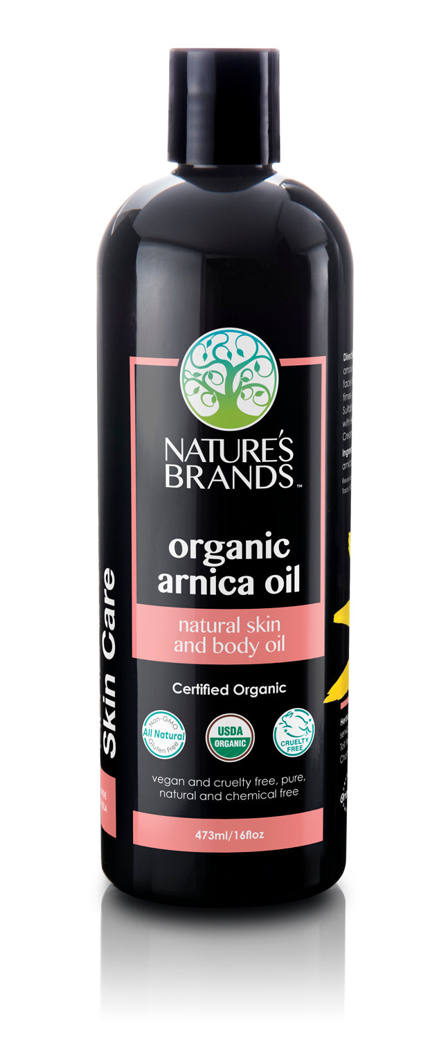 Herbal Choice Mari Organic Arnica Oil - Herbal Choice Mari Organic Arnica Oil - Herbal Choice Mari Organic Arnica Oil