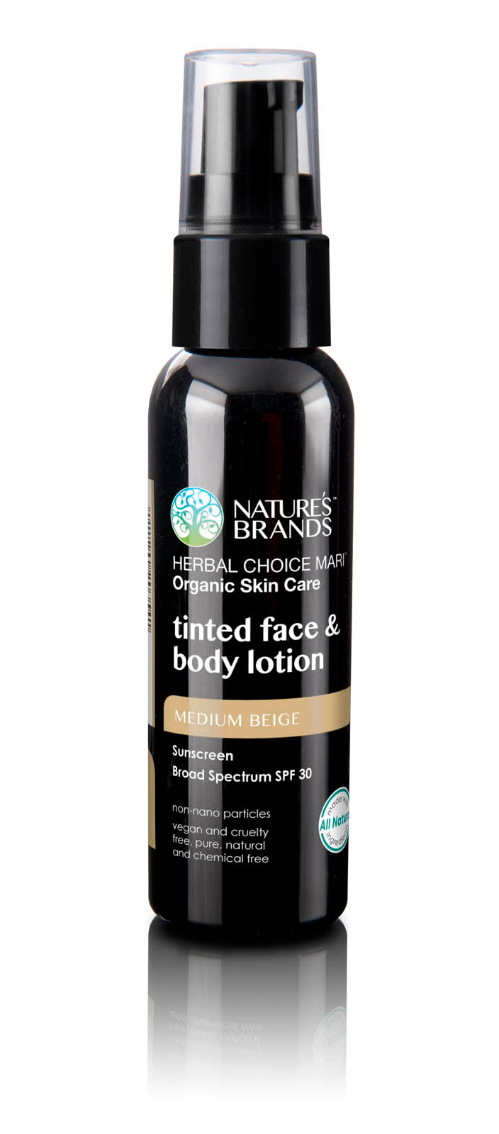 Herbal Choice Mari Natural SPF 30 Tinted Face And Body Lotion - Herbal Choice Mari Natural SPF 30 Tinted Face And Body Lotion - Herbal Choice Mari Natural SPF 30 Tinted Face And Body Lotion