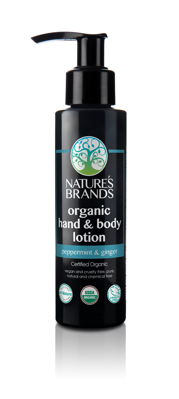 Herbal Choice Mari Organic Hand And Body Lotion, Peppermint & Ginger - Herbal Choice Mari Organic Hand And Body Lotion, Peppermint & Ginger - Herbal Choice Mari Organic Hand And Body Lotion, Peppermint & Ginger