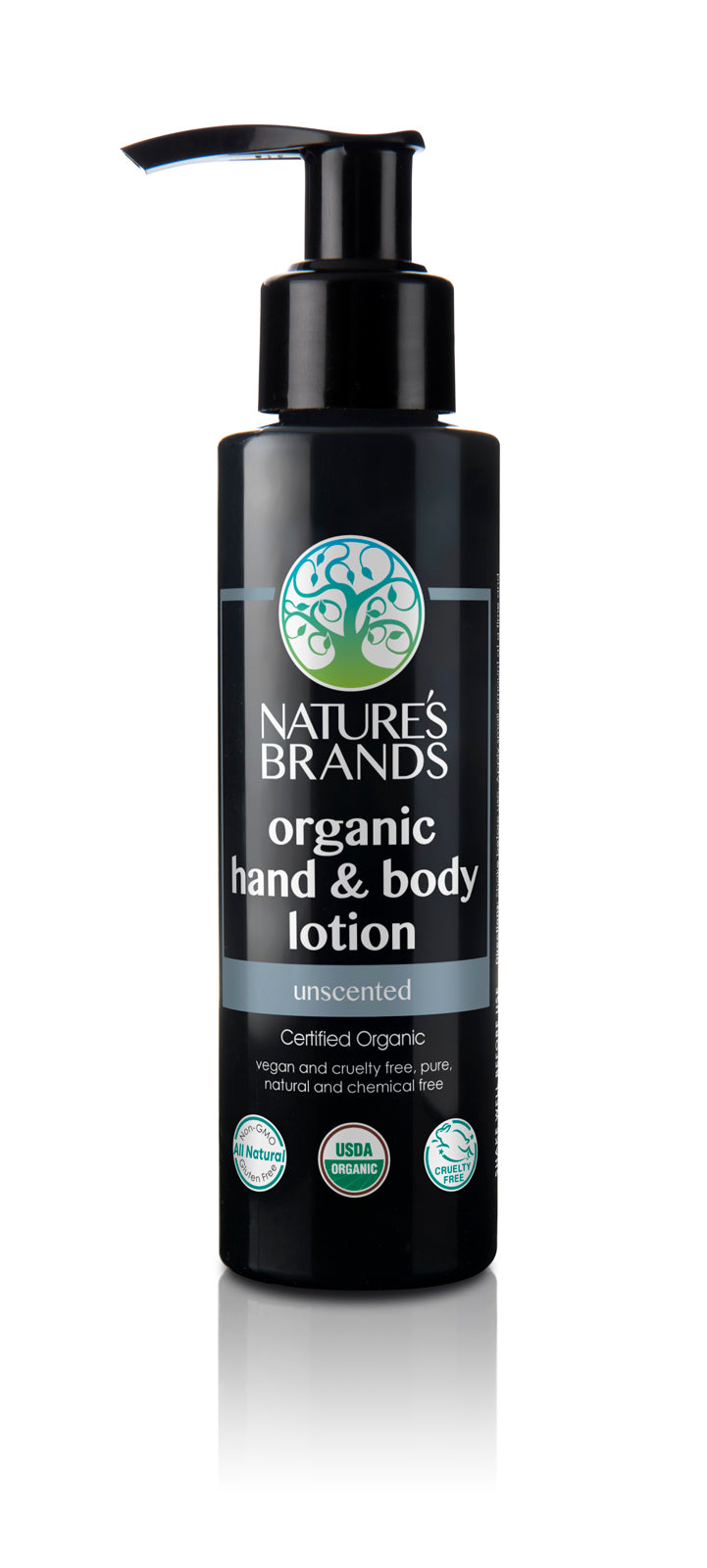 Herbal Choice Mari Organic Hand And Body Lotion, Unscented - Herbal Choice Mari Organic Hand And Body Lotion, Unscented - Herbal Choice Mari Organic Hand And Body Lotion, Unscented