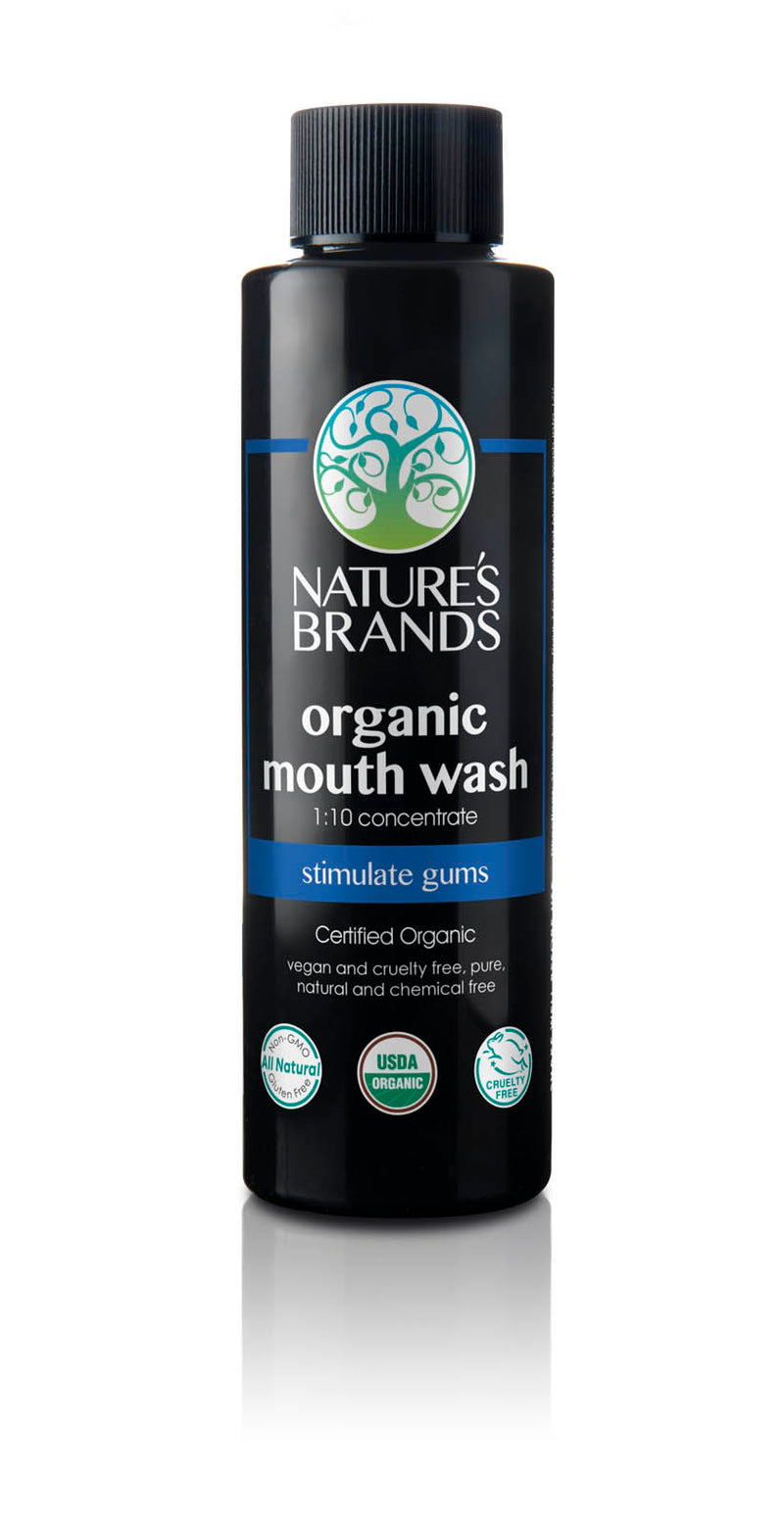 Herbal Choice Mari Organic Mouth Wash, 1:10 Concentrate - Herbal Choice Mari Organic Mouth Wash, 1:10 Concentrate - Herbal Choice Mari Organic Mouth Wash, 1:10 Concentrate