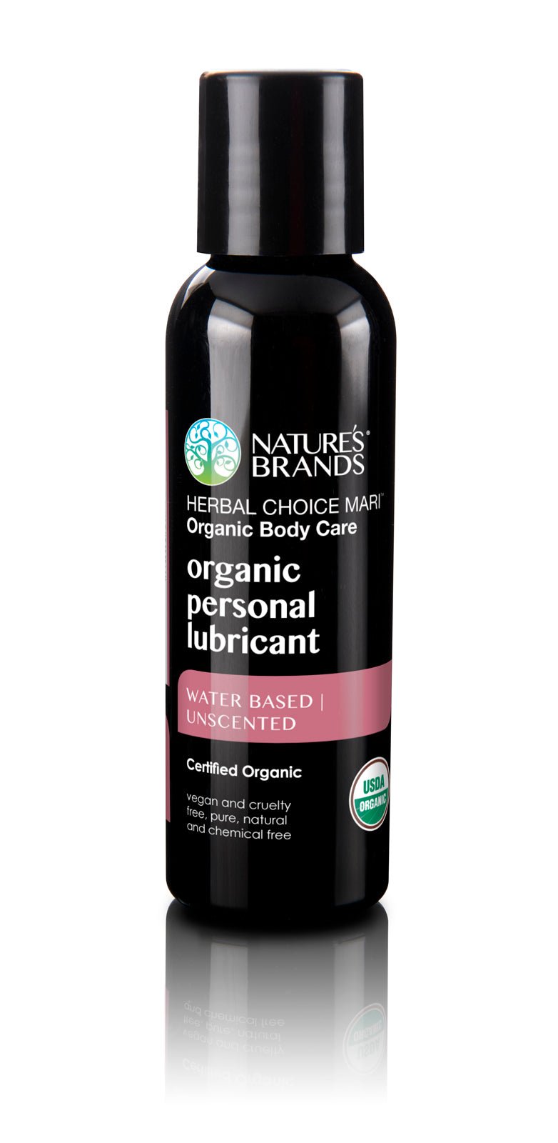 Herbal Choice Mari Organic Personal Lubricant - Herbal Choice Mari Organic Personal Lubricant - Herbal Choice Mari Organic Personal Lubricant