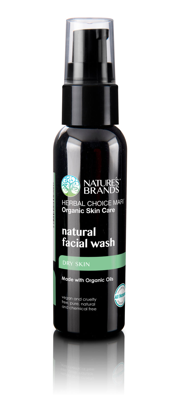Herbal Choice Mari Natural Facial Wash; Made with Organic - Herbal Choice Mari Natural Facial Wash; Made with Organic - Herbal Choice Mari Natural Facial Wash; Made with Organic