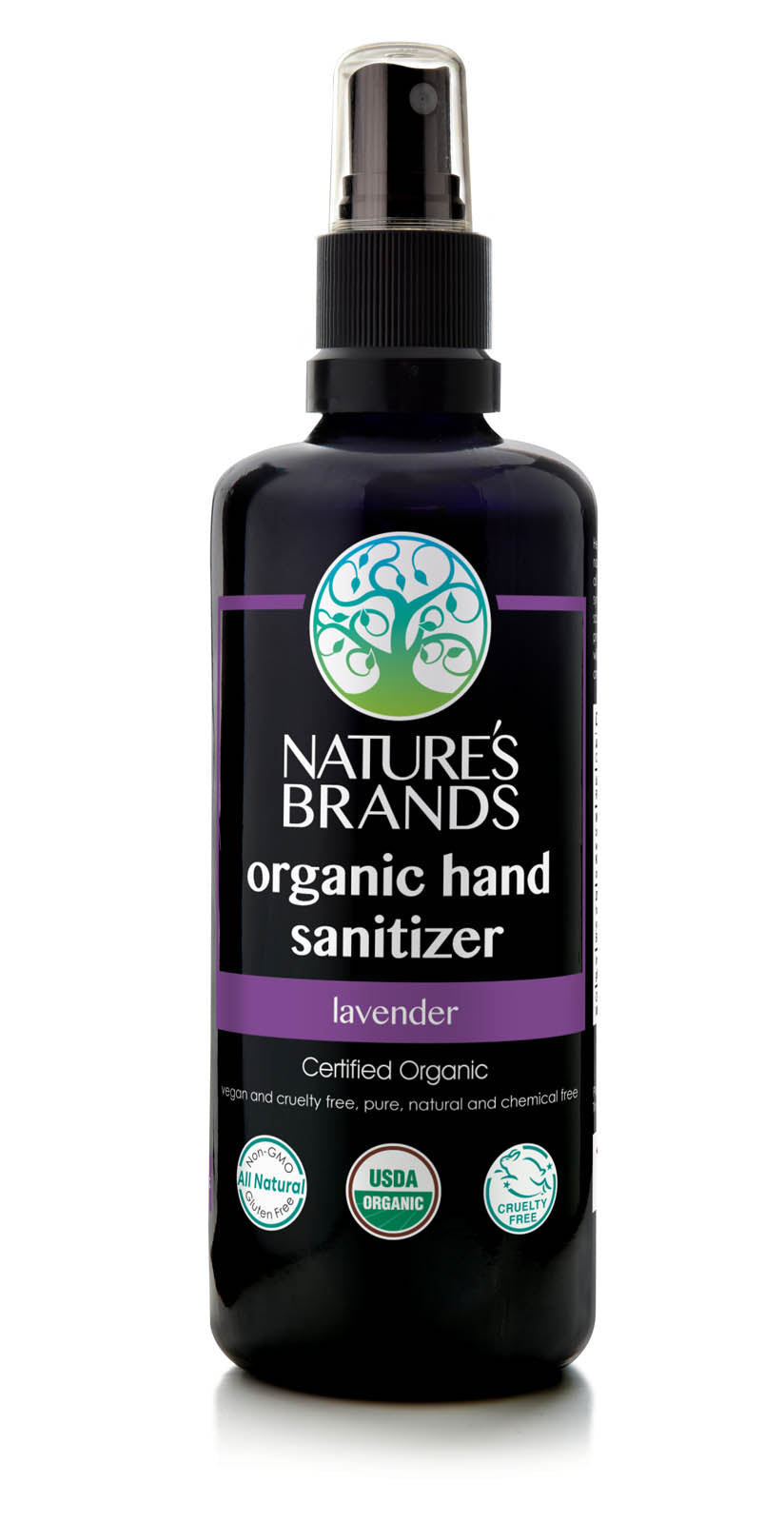 Hand Sanitizer Organic By Herbal Choice Mari Nature S Brands