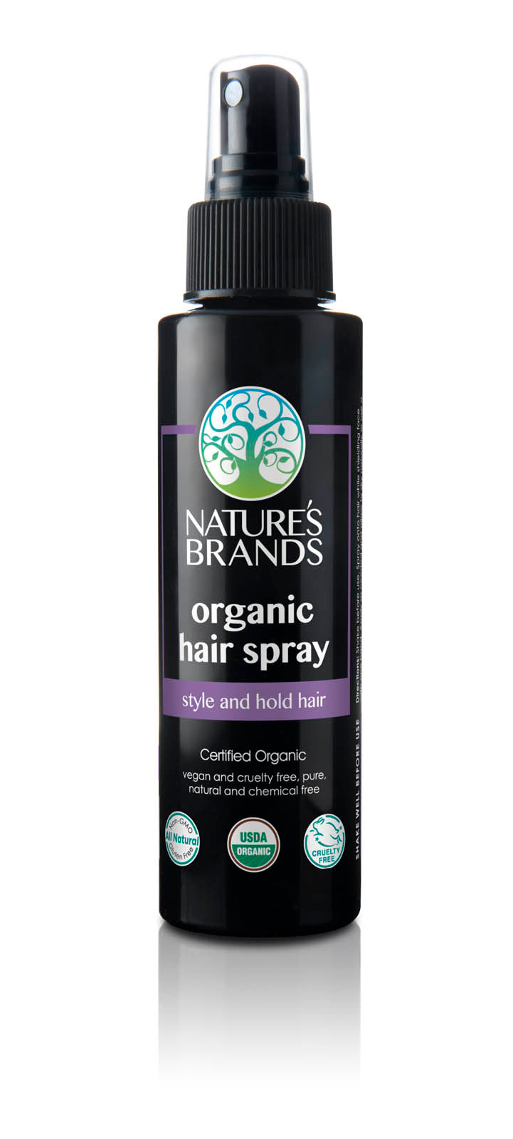 Herbal Choice Mari Organic Hair Spray - Herbal Choice Mari Organic Hair Spray - Herbal Choice Mari Organic Hair Spray