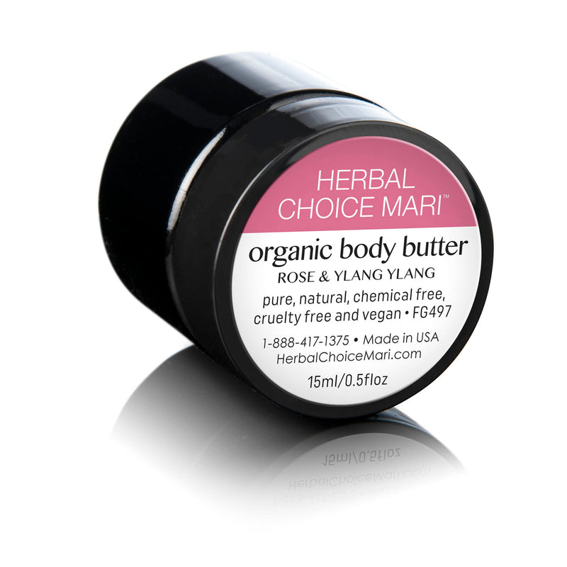 Herbal Choice Mari Organic Body Butter - Herbal Choice Mari Organic Body Butter - Herbal Choice Mari Organic Body Butter