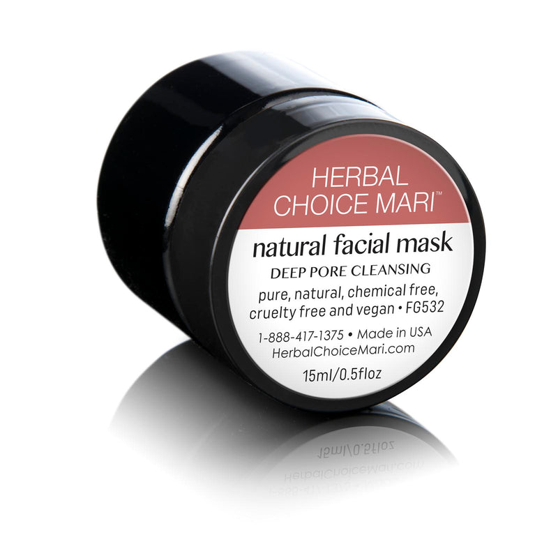 Herbal Choice Mari Natural Facial Mask - Herbal Choice Mari Natural Facial Mask - Herbal Choice Mari Natural Facial Mask