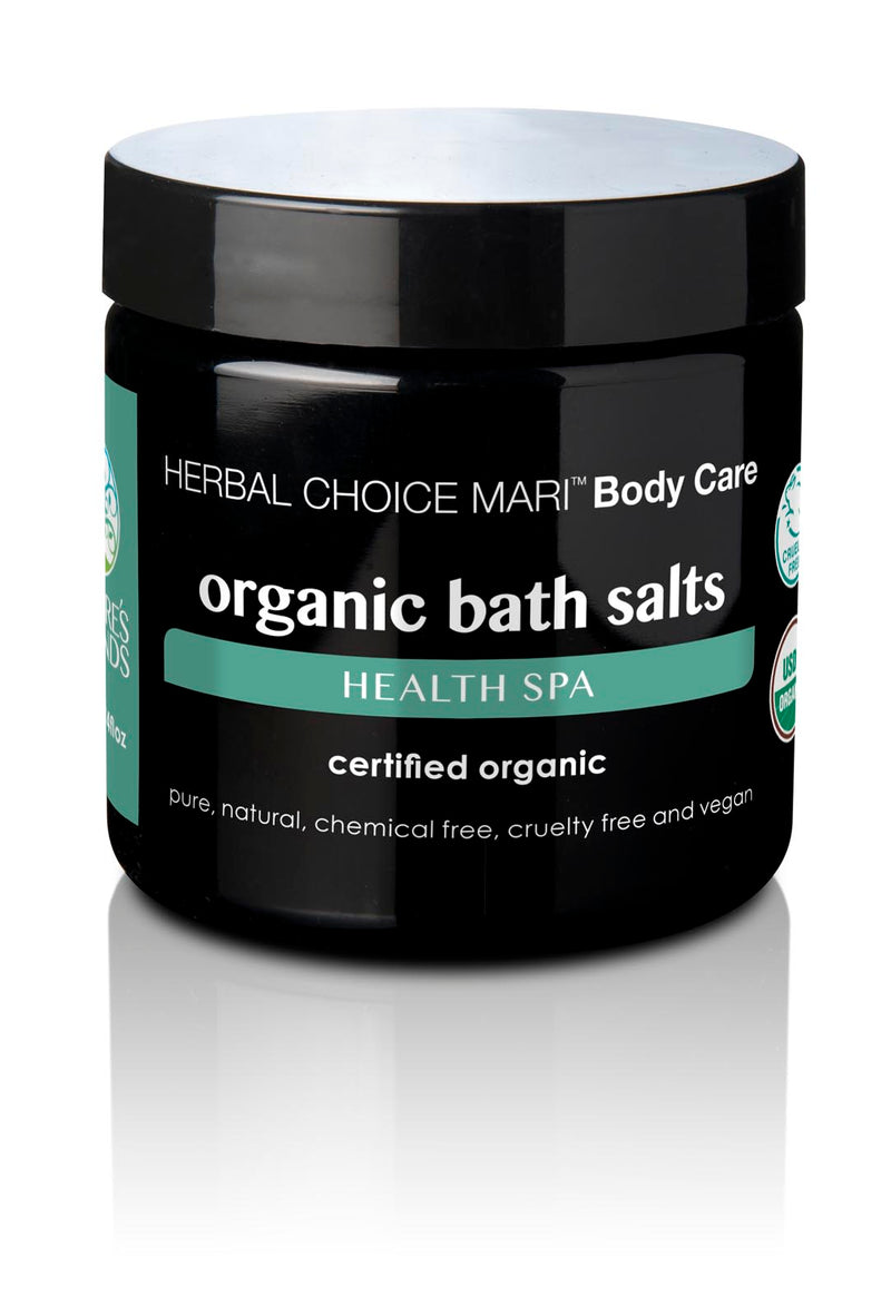 Herbal Choice Mari Organic Bath Salts, Health Spa for Your Body - Herbal Choice Mari Organic Bath Salts, Health Spa for Your Body - Herbal Choice Mari Organic Bath Salts, Health Spa for Your Body
