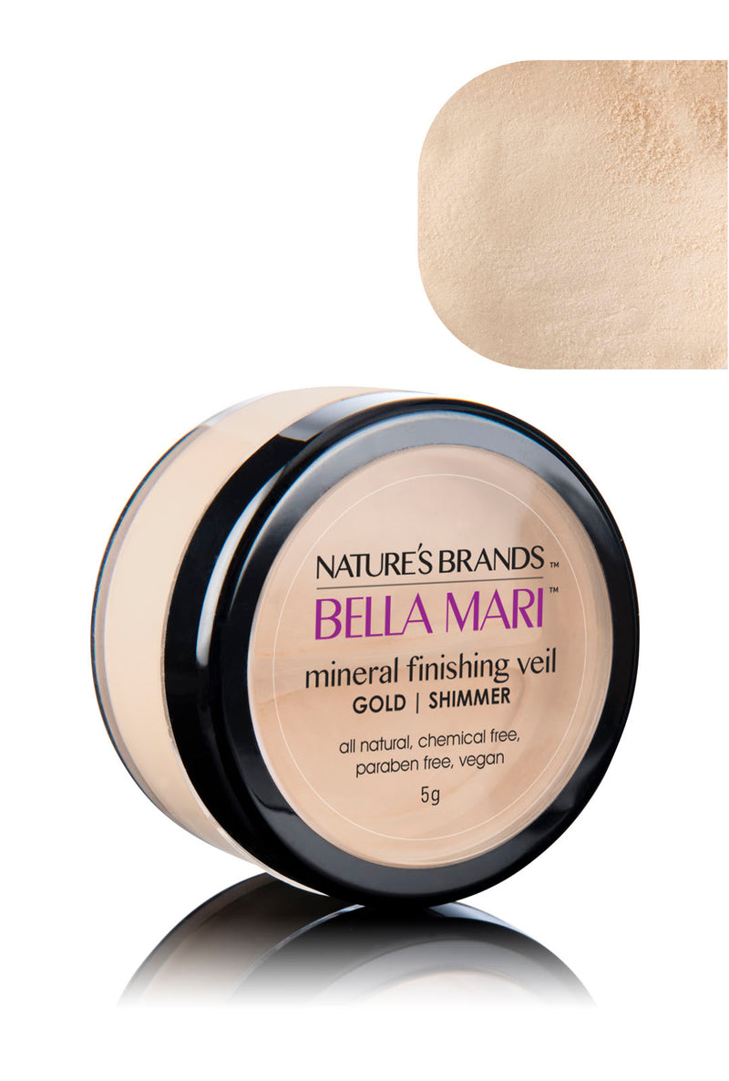 Bella Mari Natural Mineral Finishing Veil - Bella Mari Natural Mineral Finishing Veil - Bella Mari Natural Mineral Finishing Veil