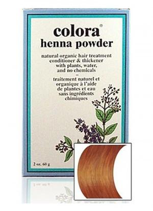 Natural Henna Hair Coloring Powder - Natural Henna Hair Coloring Powder - Gold Brown Powder