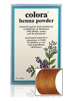 Natural Henna Hair Coloring Powder - Natural Henna Hair Coloring Powder - Light Brown Powder