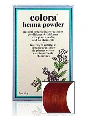 Natural Henna Hair Coloring Powder - Natural Henna Hair Coloring Powder - Mahogany Powder