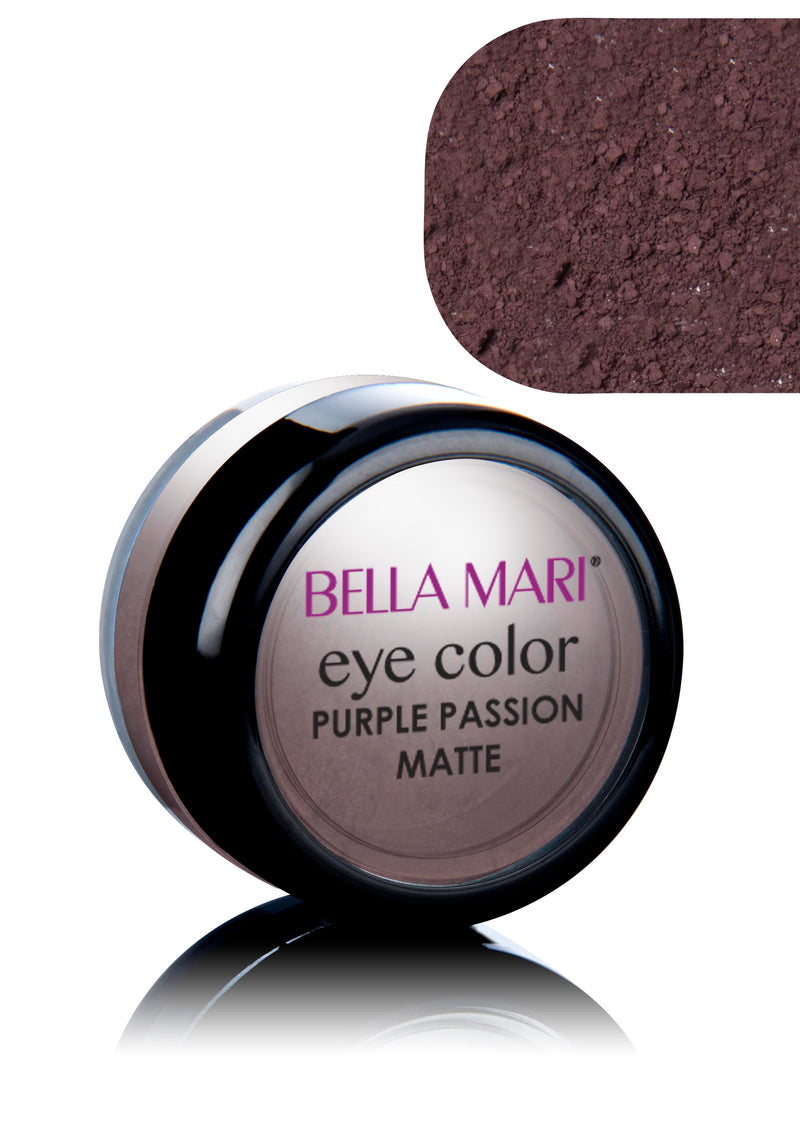 Bella Mari Natural Mineral Matte Eyeshadow - Bella Mari Natural Mineral Matte Eyeshadow - Bella Mari Natural Mineral Matte Eyeshadow