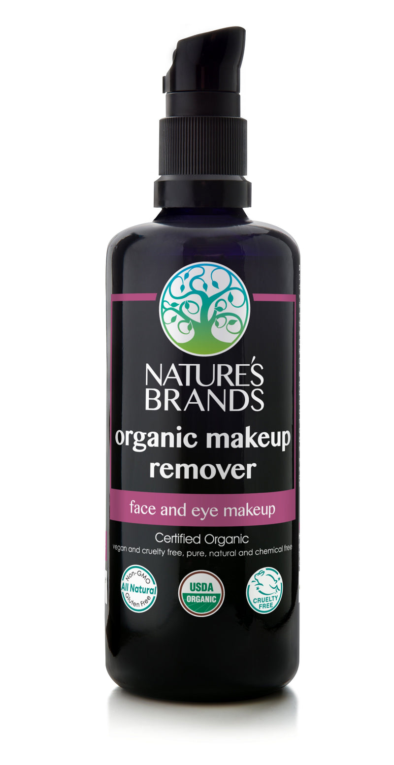 Herbal Choice Mari Organic Makeup Remover - Herbal Choice Mari Organic Makeup Remover - 3.4floz