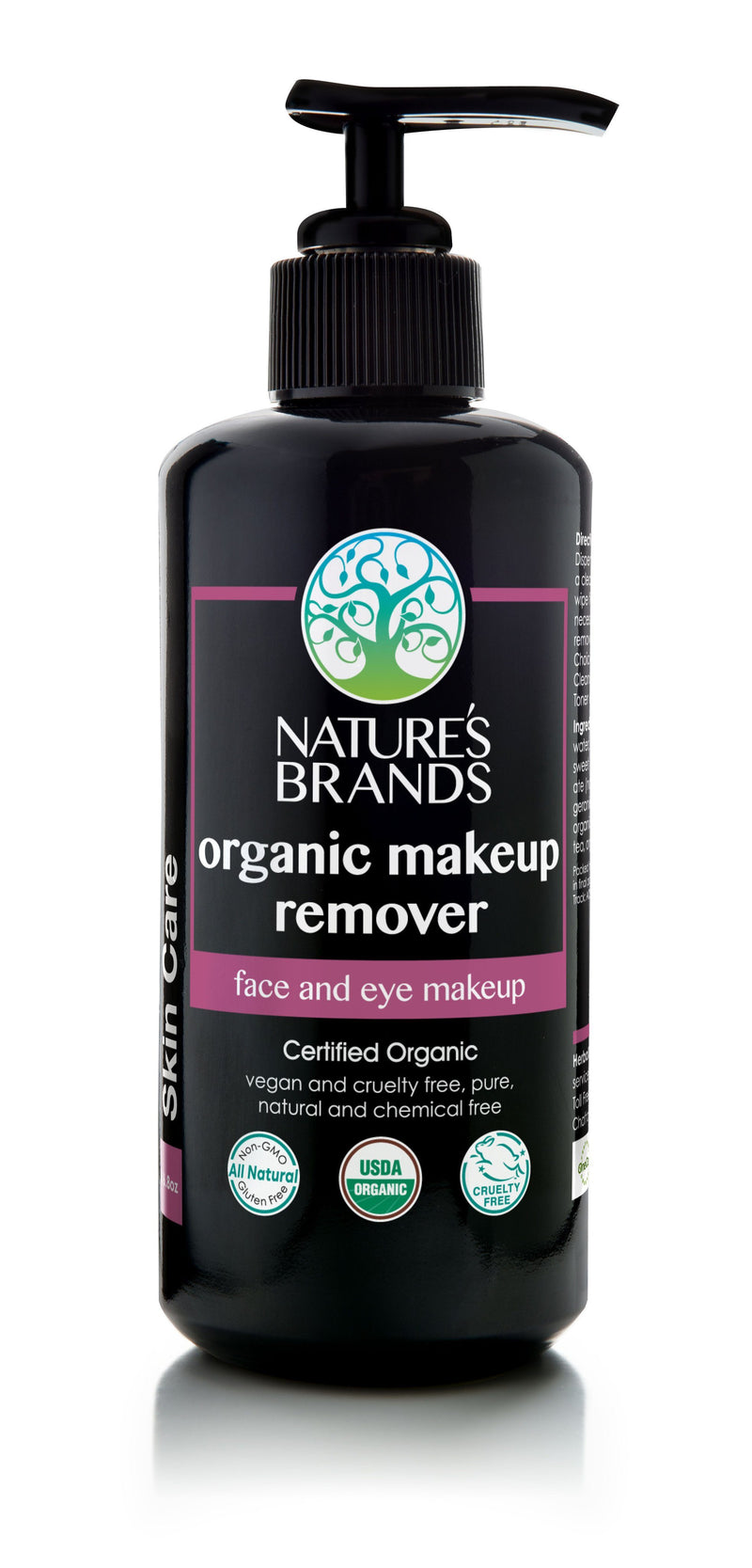 Herbal Choice Mari Organic Makeup Remover - Herbal Choice Mari Organic Makeup Remover - 6.8floz