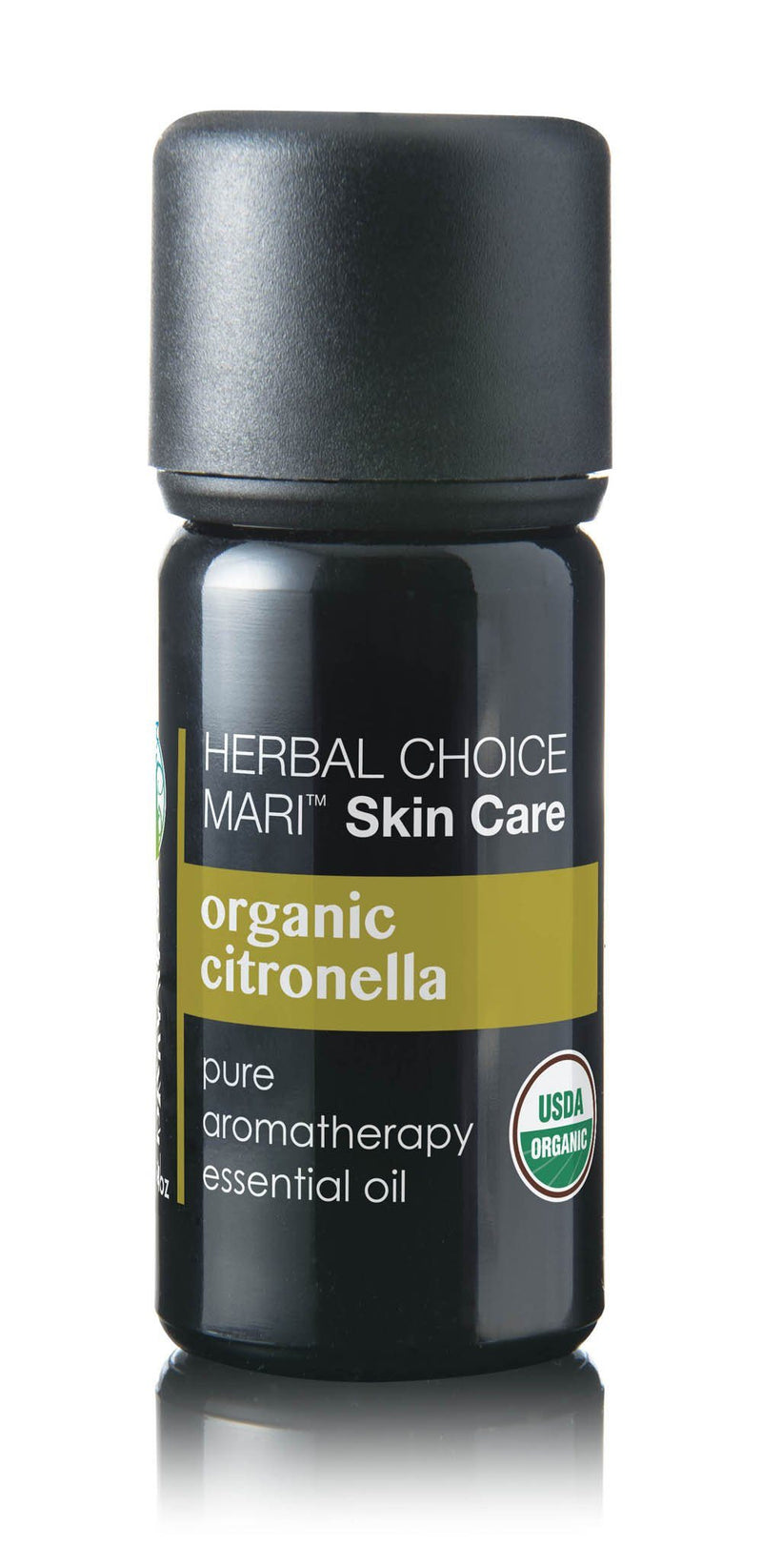 Herbal Choice Mari Organic Citronella Essential Oil; 0.3floz Glass - Herbal Choice Mari Organic Citronella Essential Oil; 0.3floz Glass - Herbal Choice Mari Organic Citronella Essential Oil; 0.3floz Glass