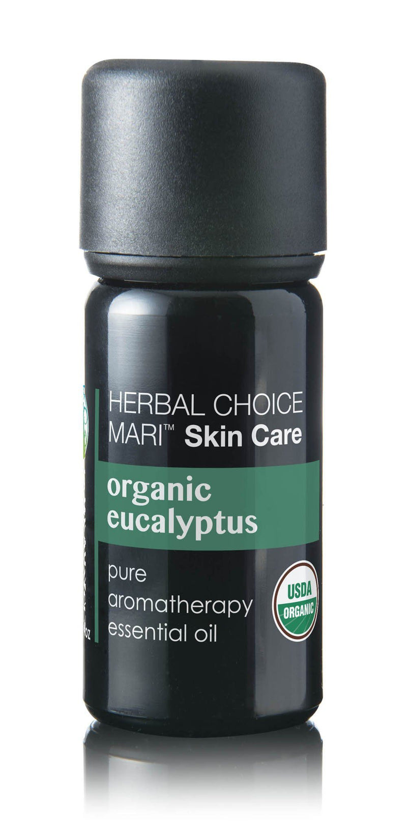 Herbal Choice Mari Organic Eucalyptus Essential Oil; 0.3floz Glass - Herbal Choice Mari Organic Eucalyptus Essential Oil; 0.3floz Glass - Herbal Choice Mari Organic Eucalyptus Essential Oil; 0.3floz Glass