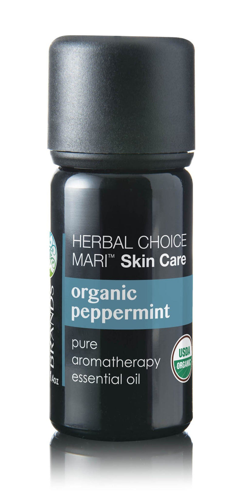 Herbal Choice Mari Organic Peppermint Essential Oil; 0.3floz Glass - Herbal Choice Mari Organic Peppermint Essential Oil; 0.3floz Glass - Herbal Choice Mari Organic Peppermint Essential Oil; 0.3floz Glass