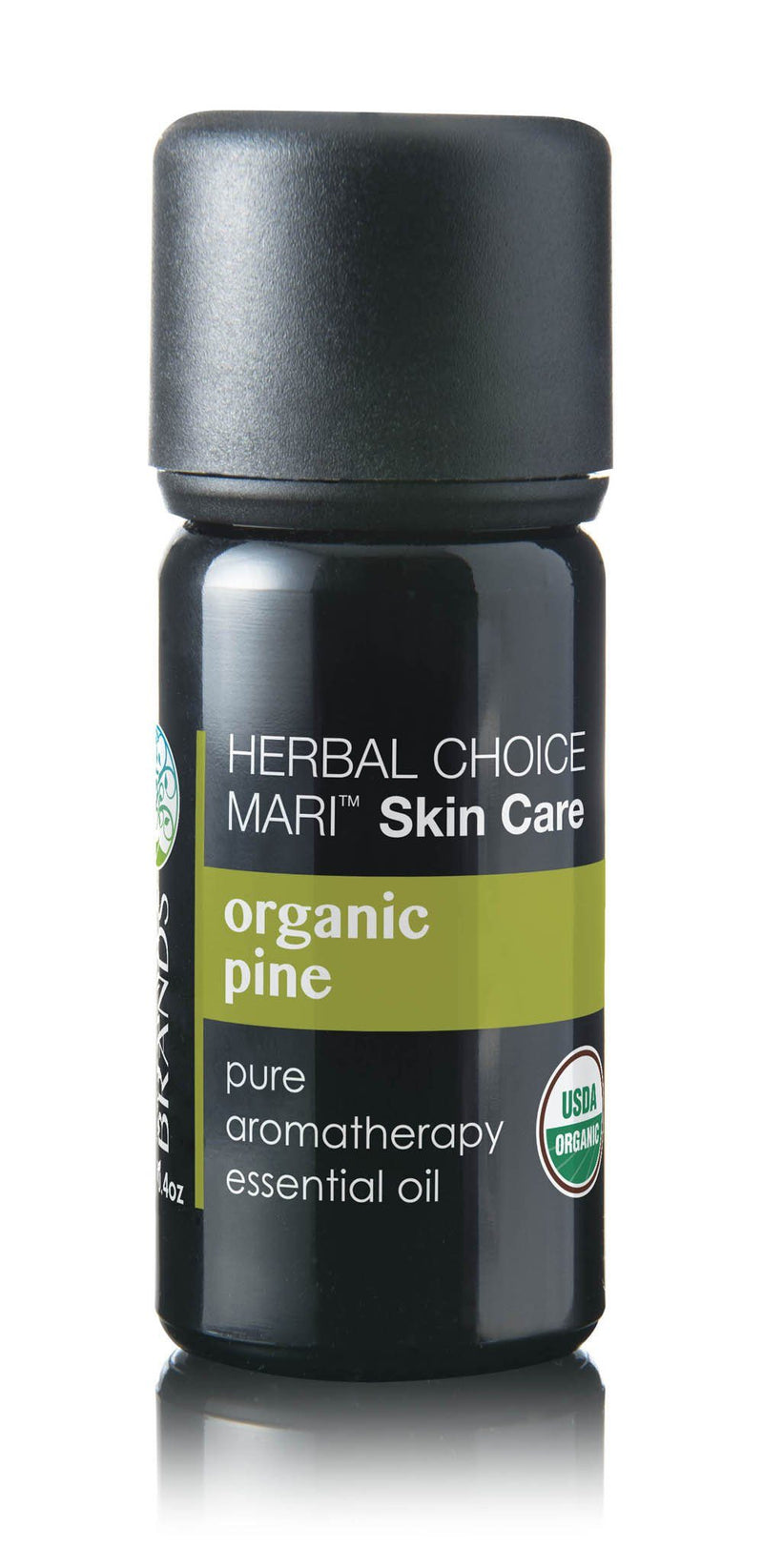 Herbal Choice Mari Organic Pine Essential Oil; 0.3floz Glass - Herbal Choice Mari Organic Pine Essential Oil; 0.3floz Glass - Herbal Choice Mari Organic Pine Essential Oil; 0.3floz Glass