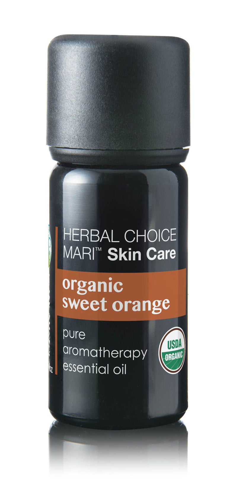 Herbal Choice Mari Organic Sweet Orange Essential Oil; 0.3floz Glass - Herbal Choice Mari Organic Sweet Orange Essential Oil; 0.3floz Glass - Herbal Choice Mari Organic Sweet Orange Essential Oil; 0.3floz Glass