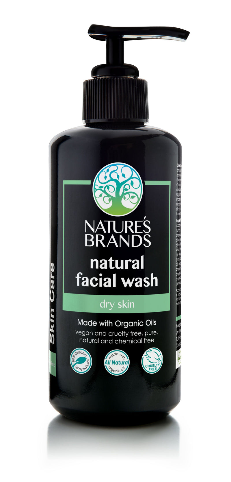 Herbal Choice Mari Natural Facial Wash; Made with Organic - Herbal Choice Mari Natural Facial Wash; Made with Organic - 6.8floz