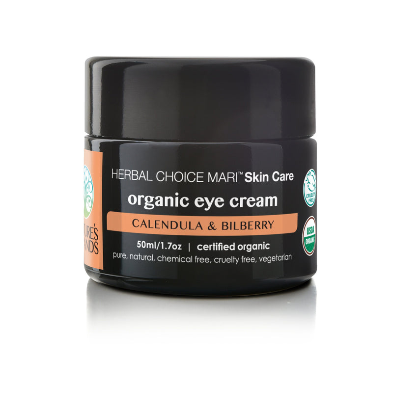Herbal Choice Mari Organic Eye Cream - Herbal Choice Mari Organic Eye Cream - 1.7floz