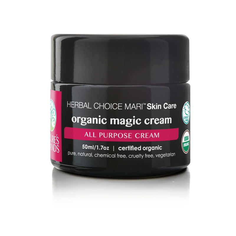 Herbal Choice Mari Magic (Healing & Repair) Cream - Herbal Choice Mari Magic (Healing & Repair) Cream - 1.7floz