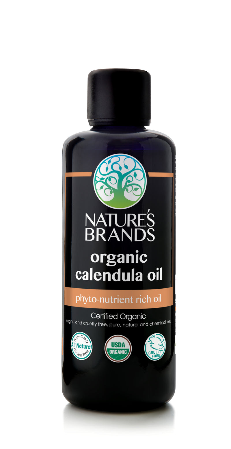 Herbal Choice Mari Organic Calendula Oil - Herbal Choice Mari Organic Calendula Oil - Herbal Choice Mari Organic Calendula Oil