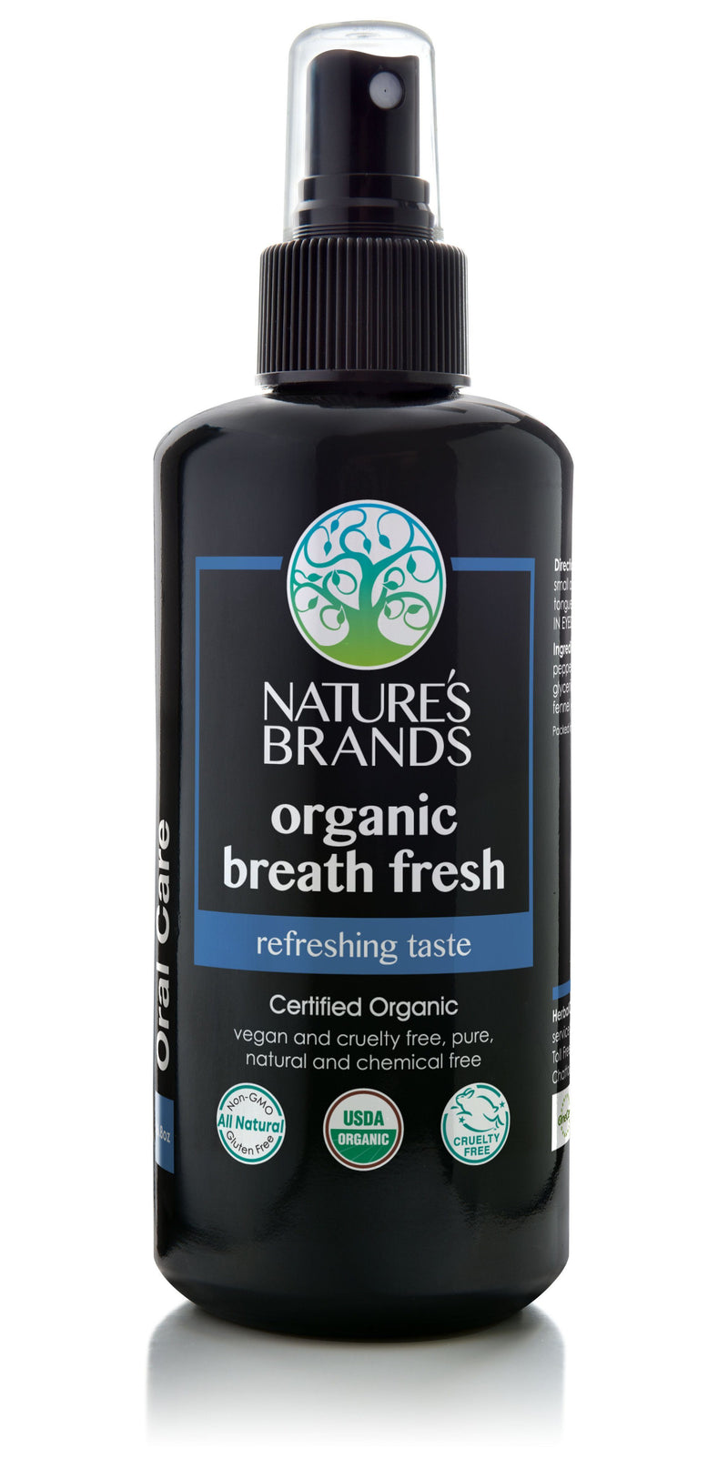 Herbal Choice Mari Organic Breath Fresh - Herbal Choice Mari Organic Breath Fresh - 6.8floz