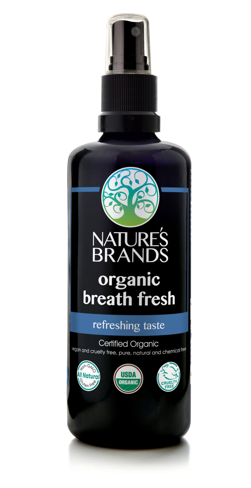 Herbal Choice Mari Organic Breath Fresh - Herbal Choice Mari Organic Breath Fresh - 3.4floz