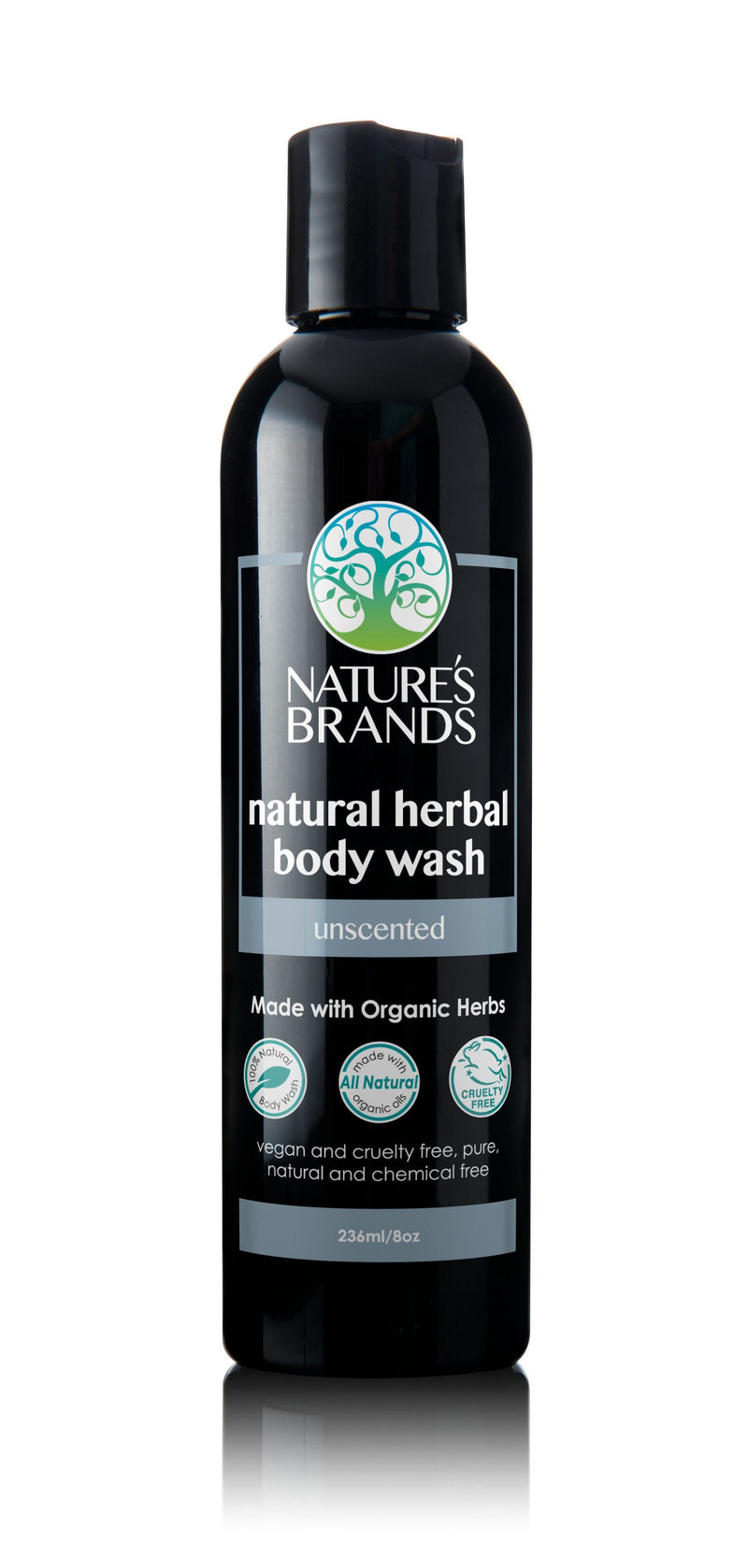 Herbal Choice Mari Organic Herbal Body Wash, Unscented - Herbal Choice Mari Organic Herbal Body Wash, Unscented - Herbal Choice Mari Organic Herbal Body Wash, Unscented