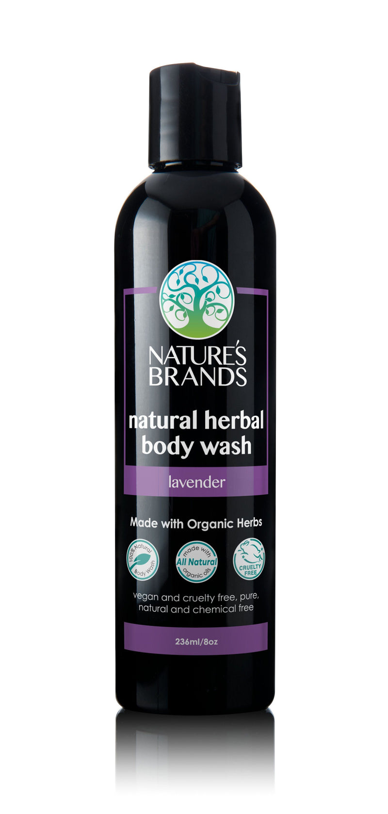 Herbal Choice Mari Organic Herbal Body Wash, Lavender - Herbal Choice Mari Organic Herbal Body Wash, Lavender - Herbal Choice Mari Organic Herbal Body Wash, Lavender