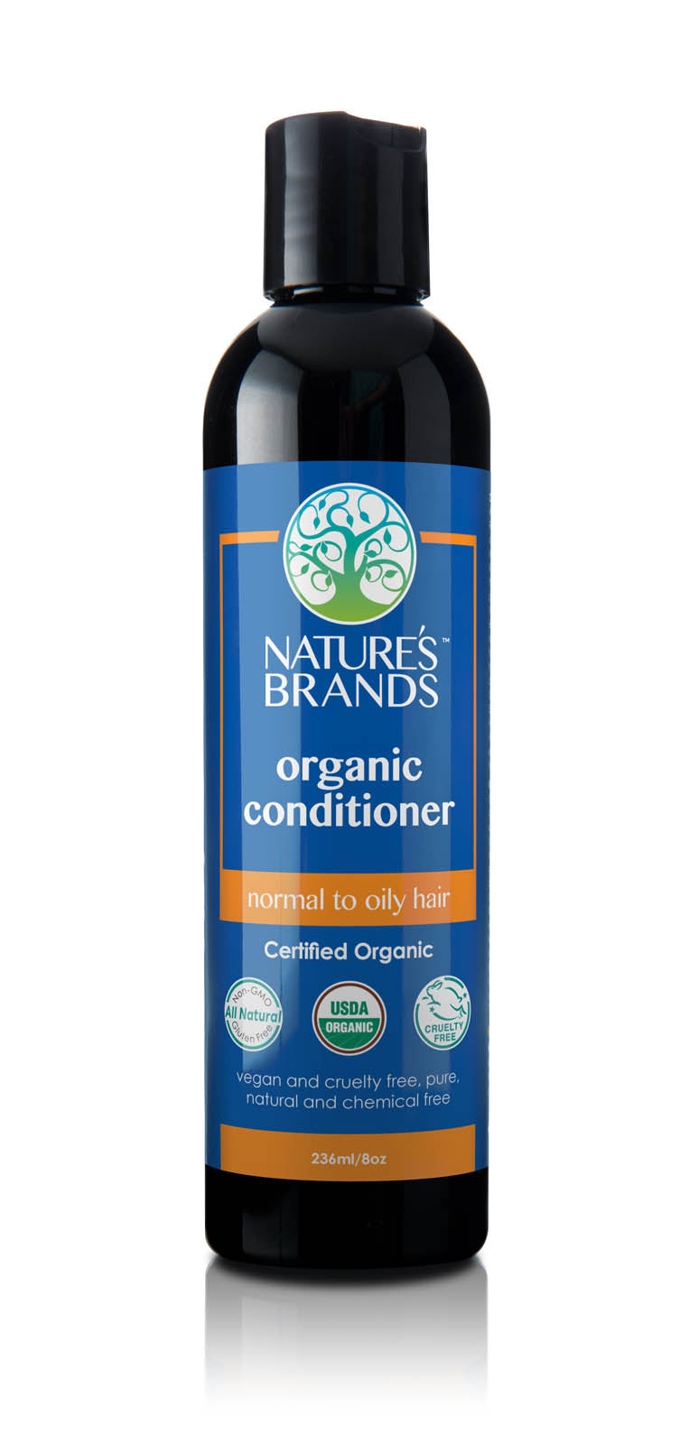 Herbal Choice Mari Organic Conditioner, Normal to Oily Hair - Herbal Choice Mari Organic Conditioner, Normal to Oily Hair - Herbal Choice Mari Organic Conditioner, Normal to Oily Hair