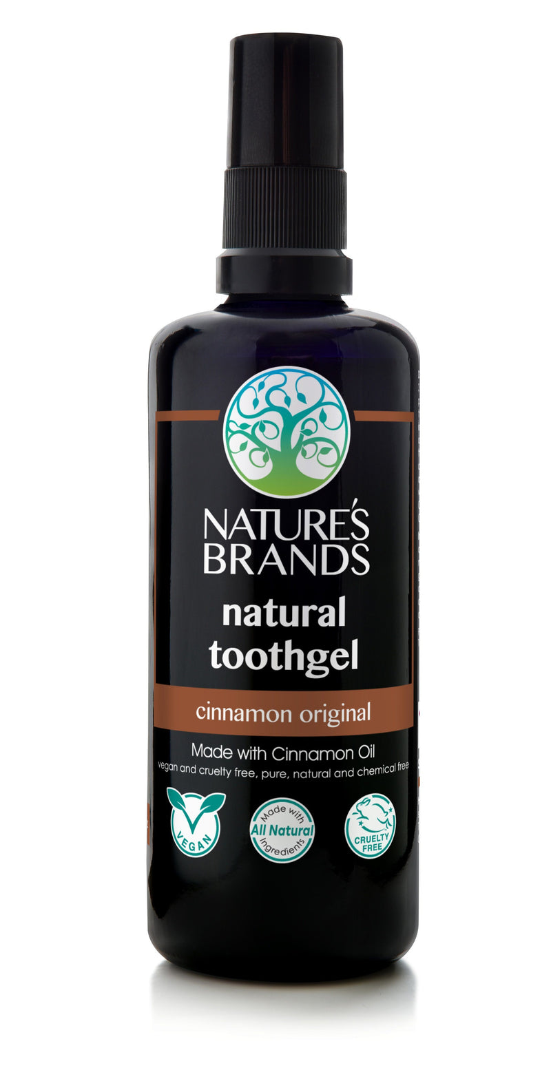Herbal Choice Mari Natural Toothgel - Herbal Choice Mari Natural Toothgel - 3.4floz