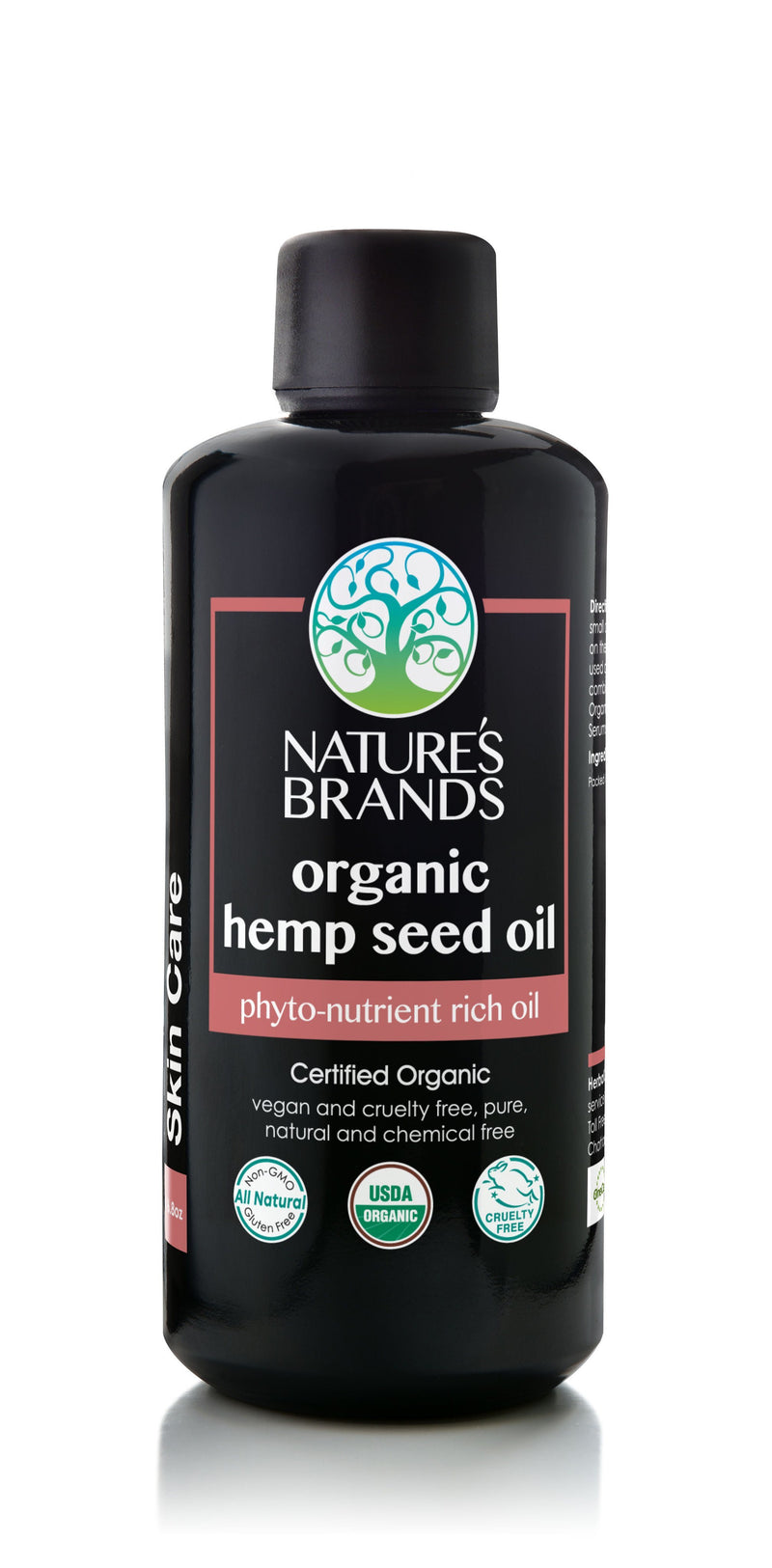 Herbal Choice Mari Organic Hemp Seed Oil - Herbal Choice Mari Organic Hemp Seed Oil - Herbal Choice Mari Organic Hemp Seed Oil