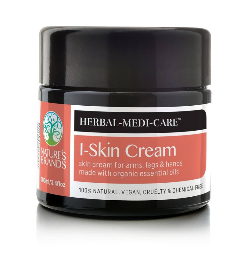 Herbal-Medi-Care Natural I-Skin (Itchy) Cream; 3.4floz - Herbal-Medi-Care Natural I-Skin (Itchy) Cream; 3.4floz - Herbal-Medi-Care Natural I-Skin (Itchy) Cream; 3.4floz