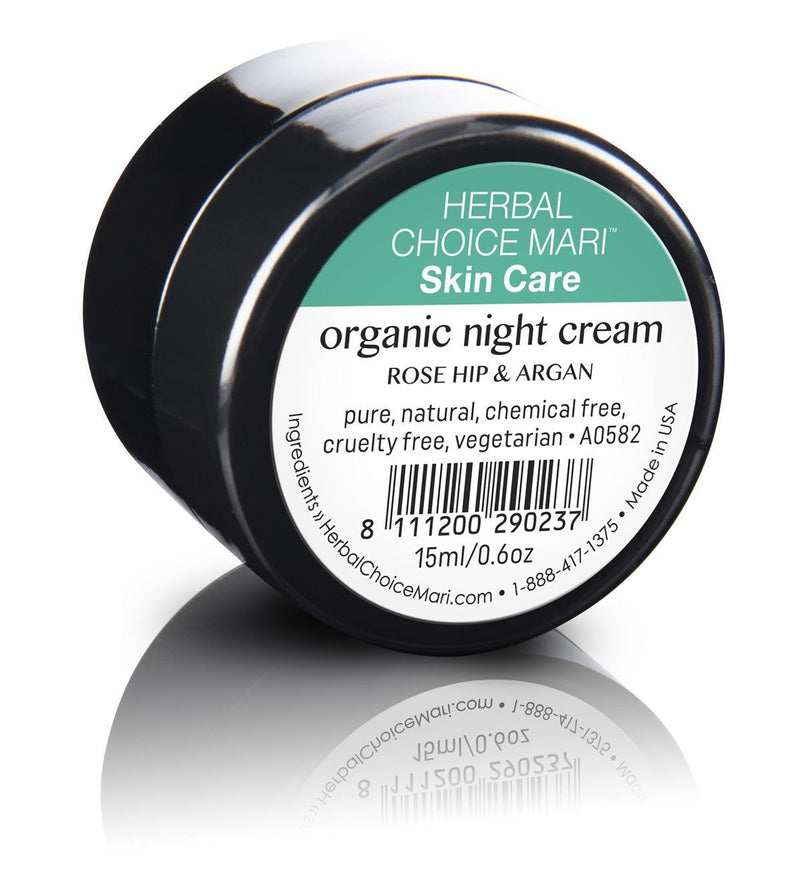 Herbal Choice Mari Night Cream - Herbal Choice Mari Night Cream - 0.5floz