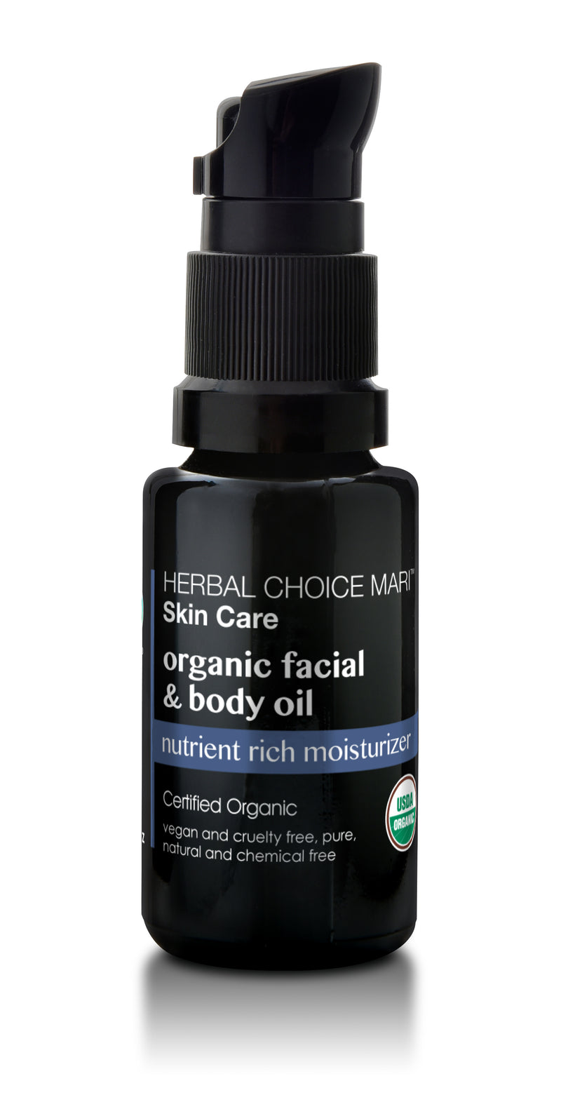 Herbal Choice Mari Organic Facial & Body Oil - Herbal Choice Mari Organic Facial & Body Oil - Herbal Choice Mari Organic Facial & Body Oil