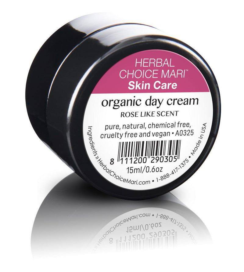Herbal Choice Mari Day Cream - Herbal Choice Mari Day Cream - 0.5floz
