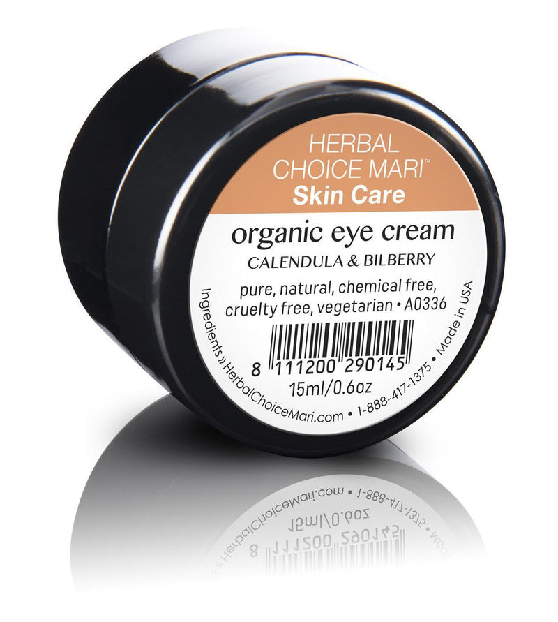 Herbal Choice Mari Organic Eye Cream - Herbal Choice Mari Organic Eye Cream - 0.5floz