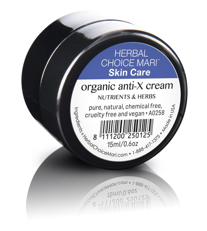 Herbal Choice Mari Anti-X (Anti-Wrinkle) Cream - Herbal Choice Mari Anti-X (Anti-Wrinkle) Cream - 0.5floz
