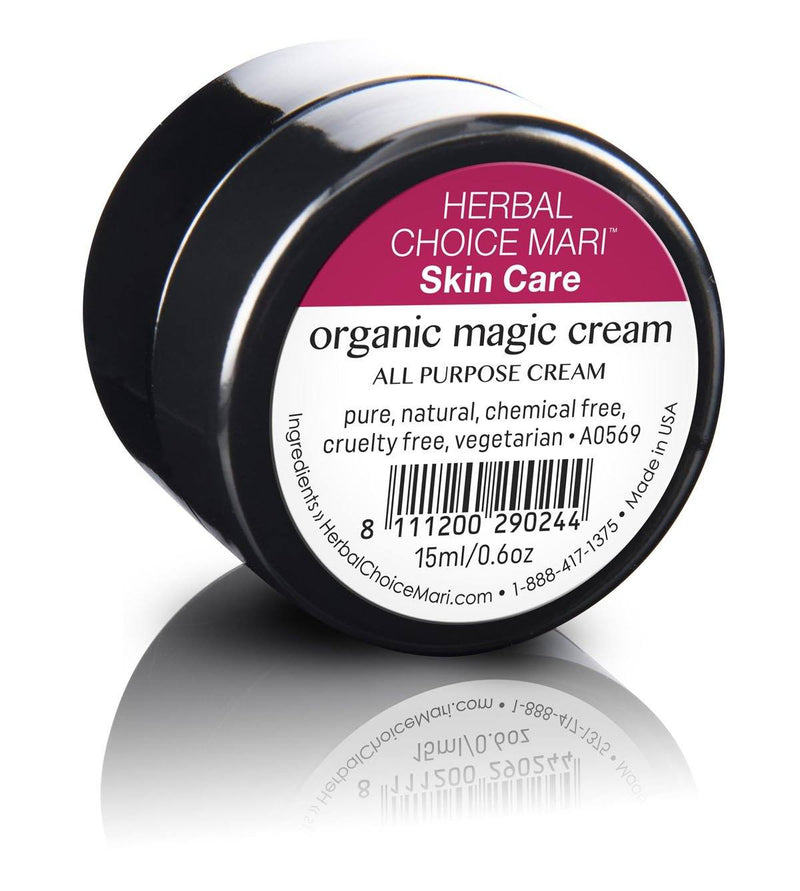 Herbal Choice Mari Magic (Healing & Repair) Cream - Herbal Choice Mari Magic (Healing & Repair) Cream - 0.5floz