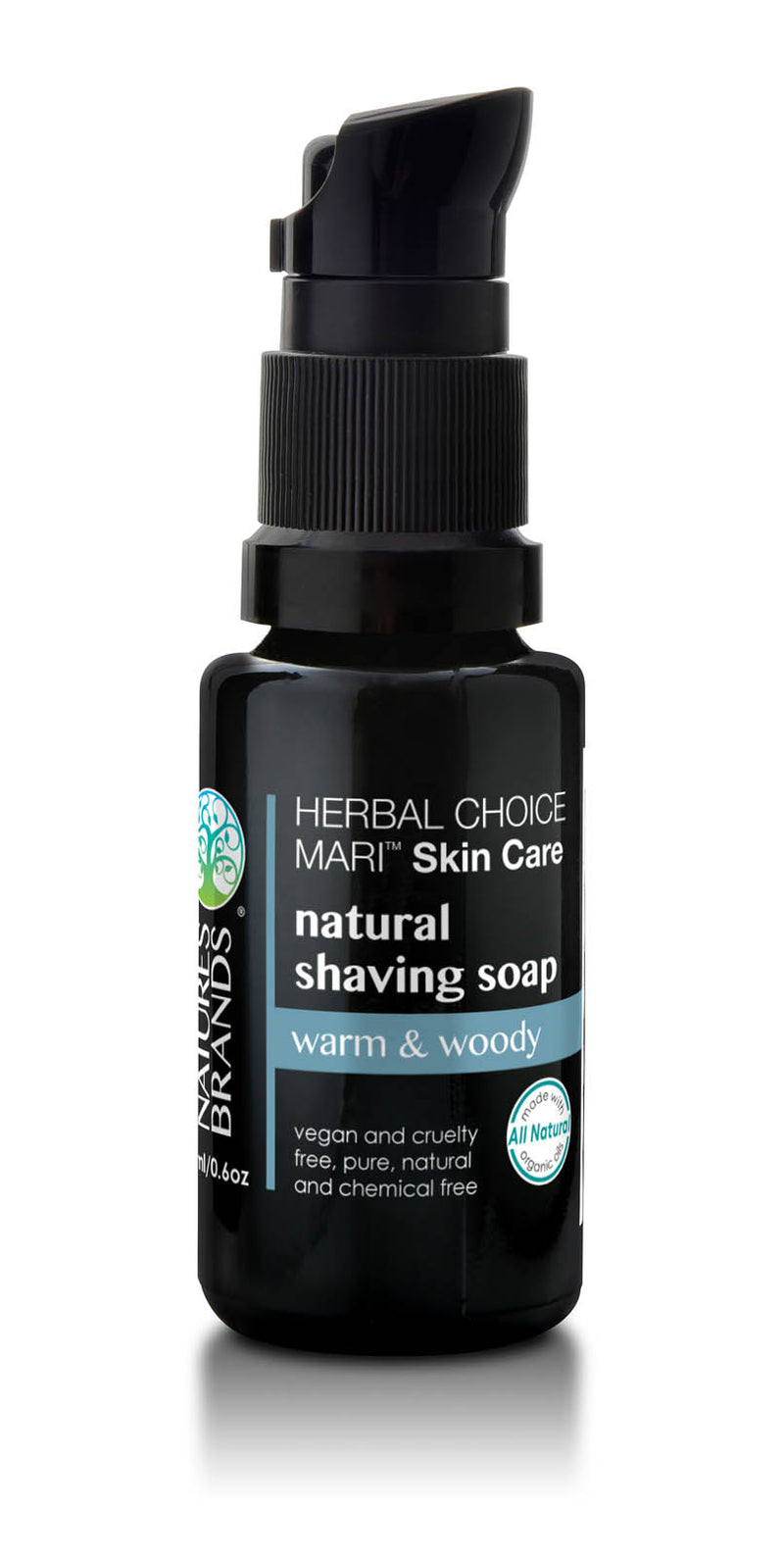 Herbal Choice Mari Natural Shaving Soap; Made with Organic - Herbal Choice Mari Natural Shaving Soap; Made with Organic - Herbal Choice Mari Natural Shaving Soap; Made with Organic