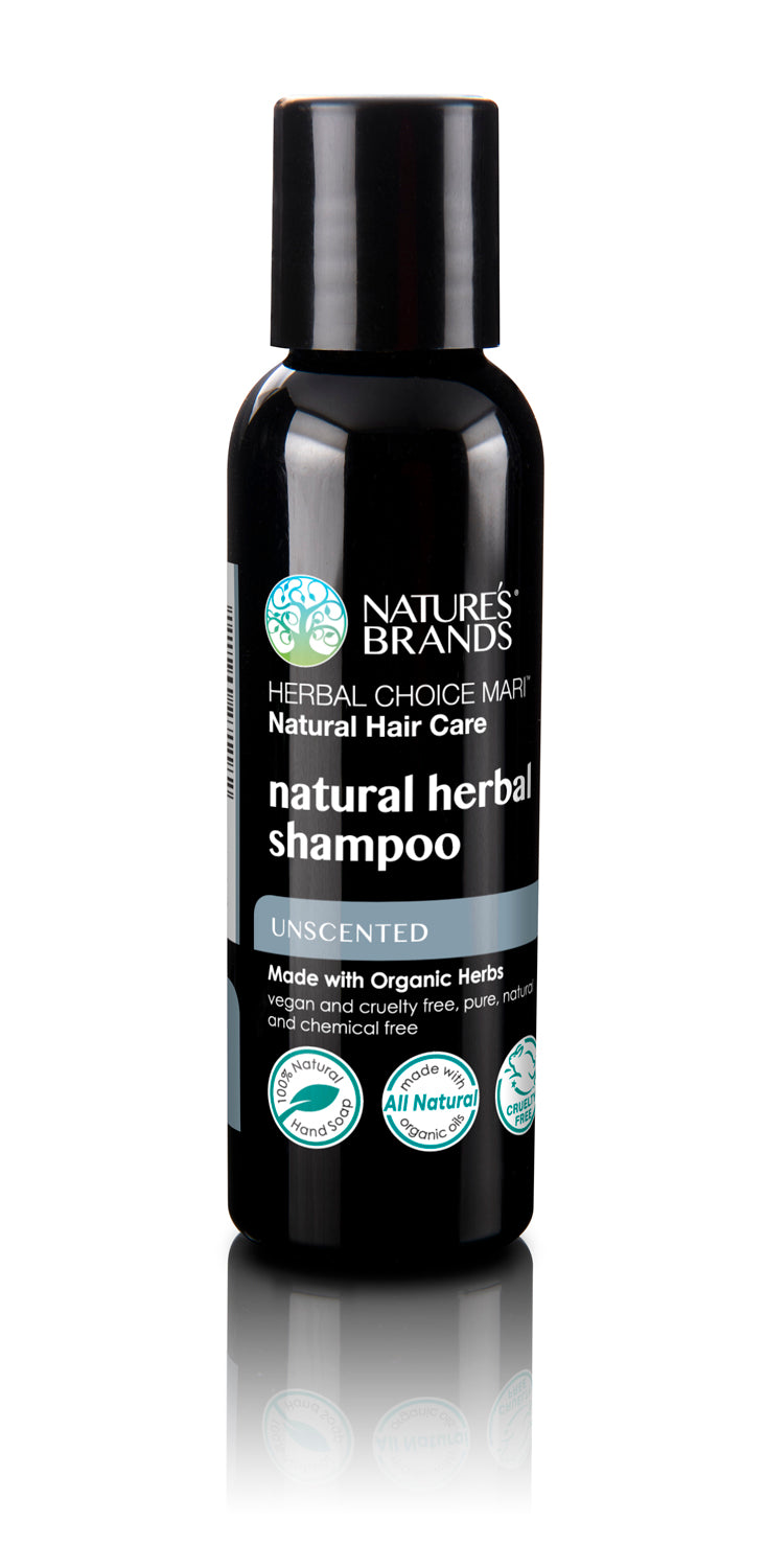 Herbal Choice Mari Natural Shampoo, Unscented; Made with Organic - Herbal Choice Mari Natural Shampoo, Unscented; Made with Organic - Herbal Choice Mari Natural Shampoo, Unscented; Made with Organic
