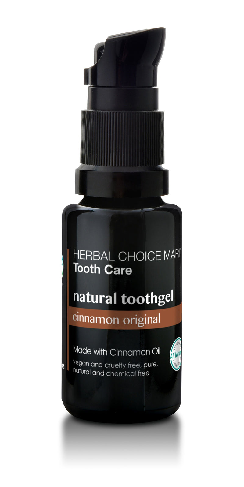 Herbal Choice Mari Natural Toothgel - Herbal Choice Mari Natural Toothgel - 0.5floz