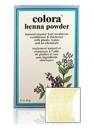 Natural Henna Hair Coloring Powder - Natural Henna Hair Coloring Powder - Wheat Blond Powder