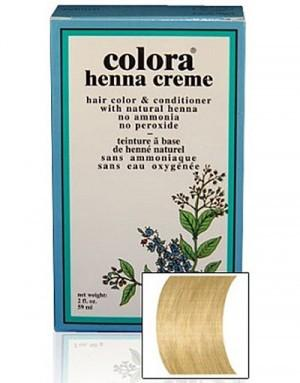 Natural Henna Hair Coloring Cream - Natural Henna Hair Coloring Cream - Natural Cream
