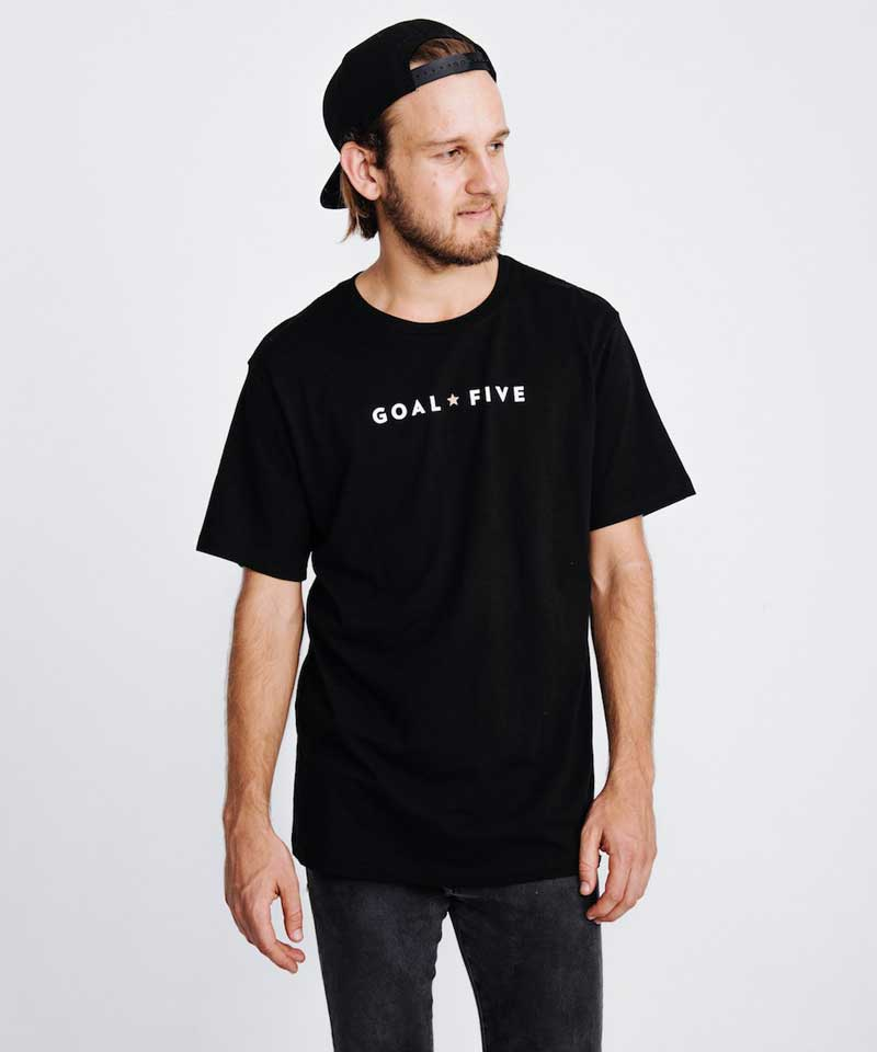 Men's Goal Five T-Shirt